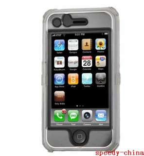 high quality crystal case for apple iphone 3g 3gs 2 this case is made