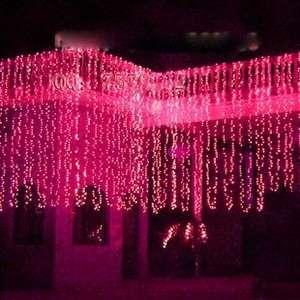 300Led lights String Wedding Christmas Home,3MX3M RED