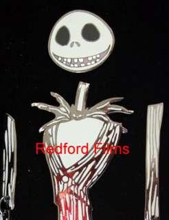 Nightmare Before Christmas Jack Skellington Puzzle Pin