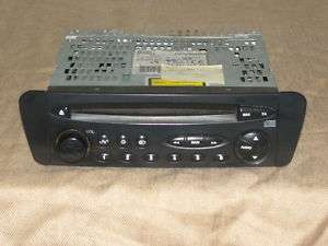 CITROEN PEUGEOT CLARION C2 C3 CD PLAYER + FREE VIN CODE