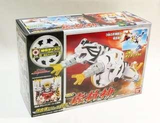 BANDAI Samurai Sentai Shinkenger Power Rangers 03 Tora Tiger Origami