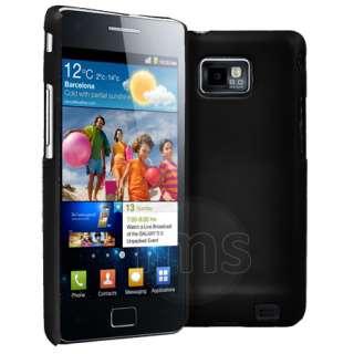 Magic Store   Black Hybrid Hard Case For Samsung Galaxy S2 S 2 i9100