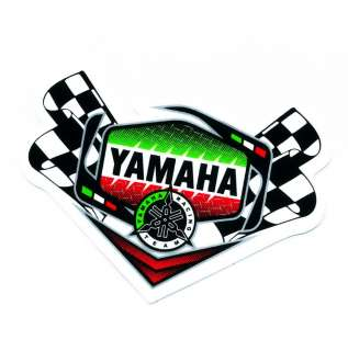 YAMAHA Racing MOTOGP Team Motorcycle Bikes Sticker H72