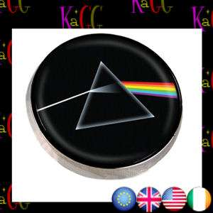 NEW PINK FLOYD DARK SIDE ENAMEL PIN BADGE METAL WATERS