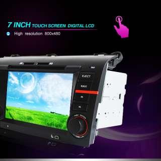 AUTORADIO 7 LCD MAZDA 3 NAVIGATORE GPS DVB T DVD