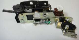 VW SHARAN SEAT ALHAMBRA MK2 LEFT REAR DOOR LOCK   7M3 839 015 A