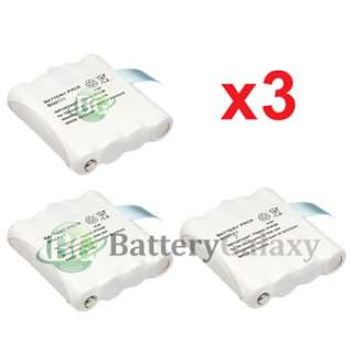 Two Way Radio FRS Battery for Midland BATT6R BATT 6R