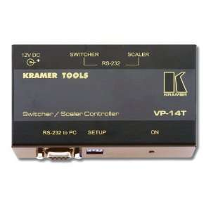 Kramer VP 14 13 Programmable Bi Directional RS 232 Port Extender KR