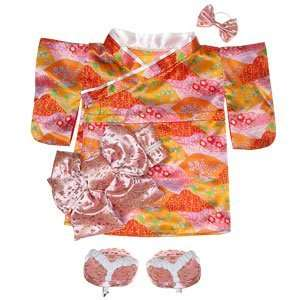 Build A Bear Workshop Kimono Girl Toys & Games