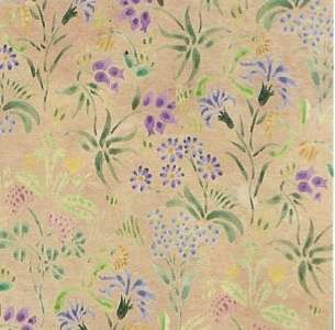 DOLLS HOUSE MEADOW FLOWERS WALLPAPER A3