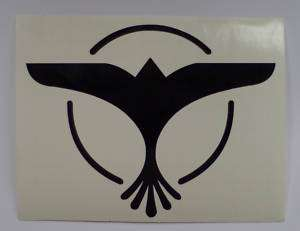 Dj Tiesto logo vinyl decal sticker