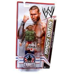 Mattel WWE Wrestling Exclusive Tribute To The Troops Action Figure