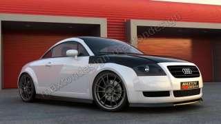 Front Bumper Lip Spoiler / Splitter   Audi TT mk1