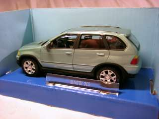 BMW X5 Cararama Diecast Car Model 1:43 1/43