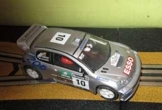 Scalextric SCX PEUGEOT 206 WRC 4X4
