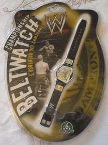 WWE Tag Team Championship Wrestling Beltwatch Orologio