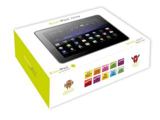 Tablet PC Easypix EasyPad 1370   9.7 Zoll Touchscreen/WLAN/Android 2.3