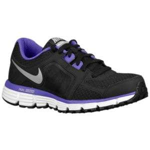 Nike Dual Fusion ST2   Womens   Running   Shoes   Black/Pure Purple