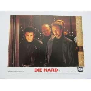 Movie Photo Print   8 x 10 inches Bruce Willis, Alan Rickman   FOH 02
