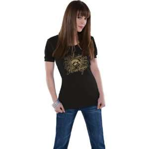 Baby Doll Tee: G III For Her by Alyssa Milano: Sports & Outdoors