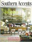 Southern Accents Magazine March April 2003 Welcome Spring Fresh Ideas