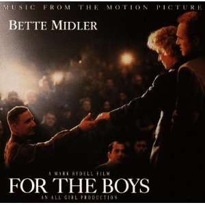 com For The Boys Music From The Motion Picture Bette Midler Music