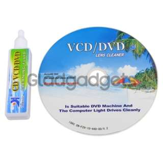 Laser Lens Cleaner Kit Cleaning Tool For Nintendo Wii DVD CD Rom