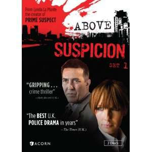 Above Suspicion, Set 1 Ciaran Hinds, Kelly Reilly Movies & TV