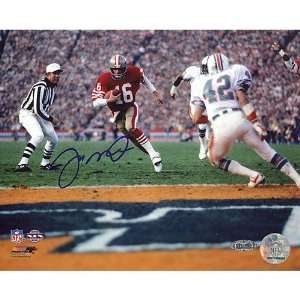 Joe Montana San Francisco 49ers   SB XIX TD Run
