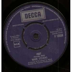 FEET 7 INCH (7 VINYL 45) UK DECCA 1974: MARK STEVENS: Music