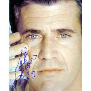 Mel Gibson Autographed Signed reprint Photo 13
