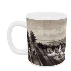 View of the Bay of Mount St. Michael, from..   Mug