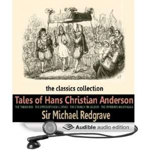 Audio Edition): Hans Christian Andersen, Michael Redgrave: Books