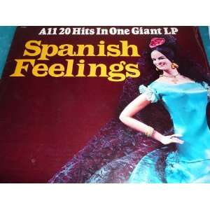 Spanish Feelings Various Artists Music