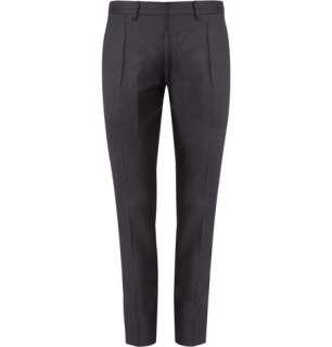 Clothing  Suits  Suit separates  Wool Blend Slim Fit