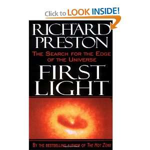 for the Edge of the Universe (9780812991857) Richard Preston Books
