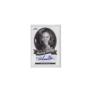 Starlets Autographs (Trading Card) #SSTW1   Tahnee Welch: Collectibles
