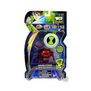 Ben 10 DX Alien Brainstorm Action Figure