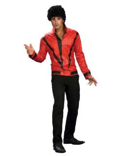 Michael Jackson Red Thriller Jacket Costume