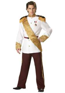 Elite Prince Charming Costume   Prince and Princess Halloween Costumes