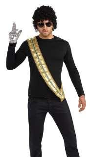 Michael Jackson Sash   Michael Jackson Costume Accessories