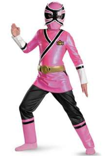Power Rangers Samurai Pink Ranger Samurai Deluxe Child Costume for