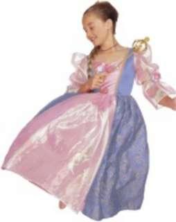 Rapunzel Barbie Toddler (Kids Costume)