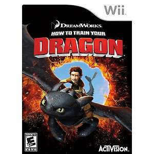 How to Train Your Dragon Video Game   Nintendo Wii