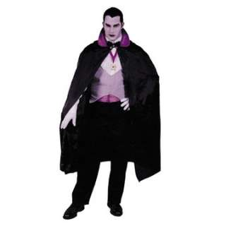 Adult Deluxe Vampire Costume   A dapper Dracula Halloween costume