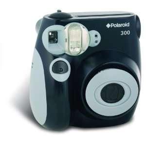 Polaroid 300 Instant Camera (Black)