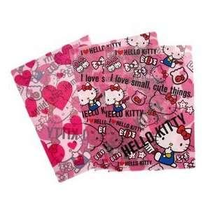 Sanrio Document Organizer   3pcs Hello Kitty School Folder Set  Toys