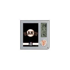 MLB San Francisco Giants Team Desk Clock