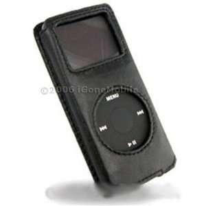 Apple iPod Nano Premium Leather Case + Sport Arm Band