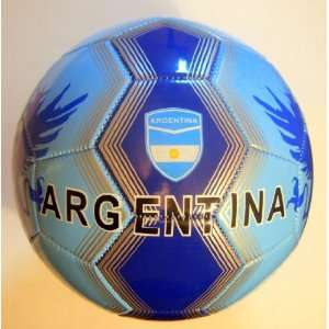 Argentina BEAUTIFUL Premium HIGH QUALITY Size 5 Soccer